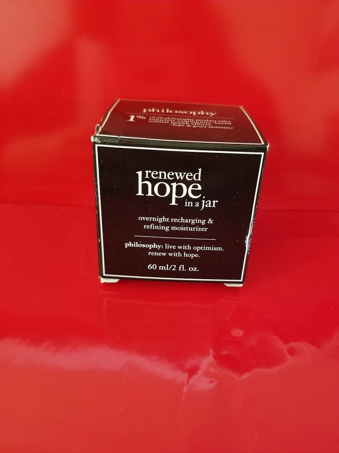 Philosophy Hope in a Jar - 2 fl oz - Authentic - I Have Cosmetics