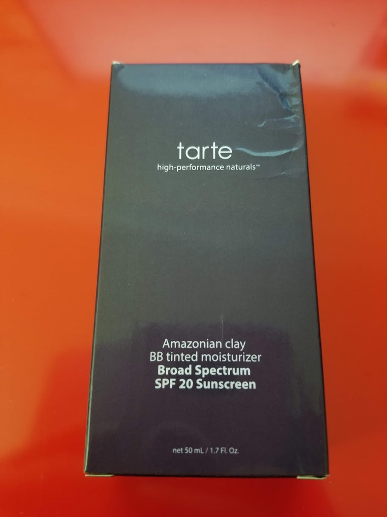 Tarte Amazonian Clay BB Tinted Moisturizer SPF 20 Sunscreen - LIGHT - I Have Cosmetics