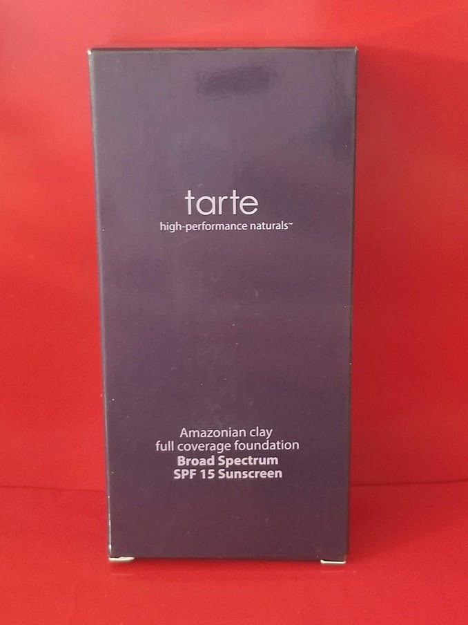 Tarte 12hour Full Coverage Foundation - 35N - Medium Neutral - I Have Cosmetics