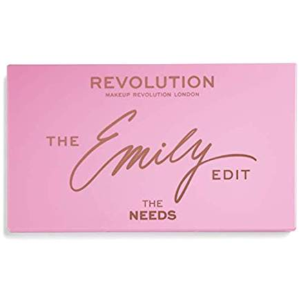Makeup Revolution Revolution x The Emily Edit - The Needs Face & Eye Palette ❤️ Authentic - I Have Cosmetics