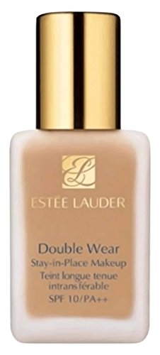 Estee Lauder Double Wear Stay In Place Makeup 1W1 Bone 1 Ounce - I Have Cosmetics