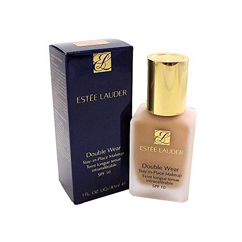 Estee Lauder Double Wear Stay In Place SPF 10 Makeup, Wheat, 1 Ounce - I Have Cosmetics