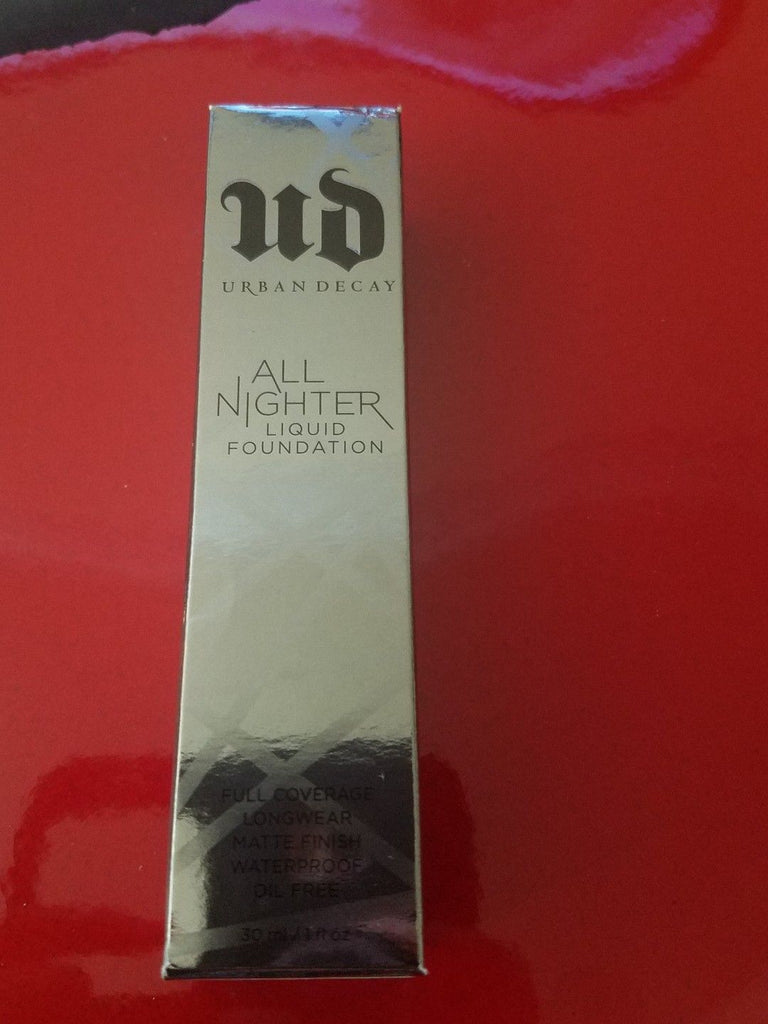 URBAN DECAY All Nighter Liquid Foundation ❤️ You Choose Shade ❤️ 100% Authentic - I Have Cosmetics
