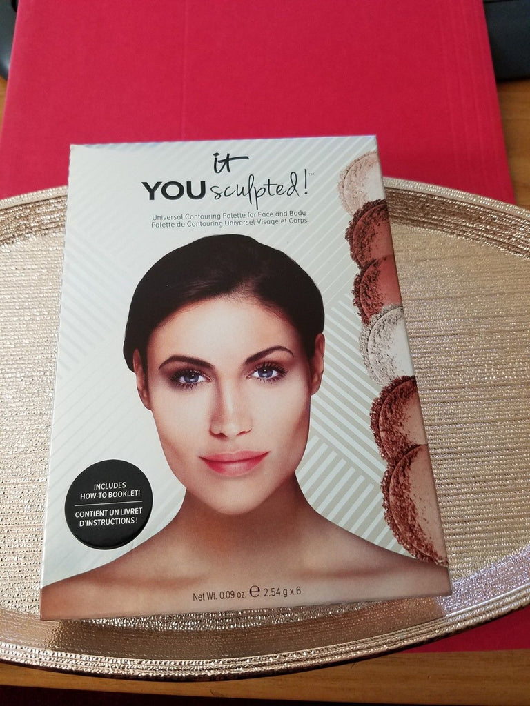 it Cosmetics You Sculpted Universal Contouring Palette for Face & Body - I Have Cosmetics