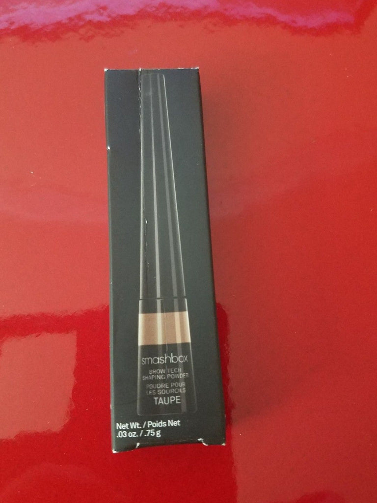 Smashbox Brow Tech Shaping Powder ❤️ TAUPE ❤️ 100% Authentic - I Have Cosmetics