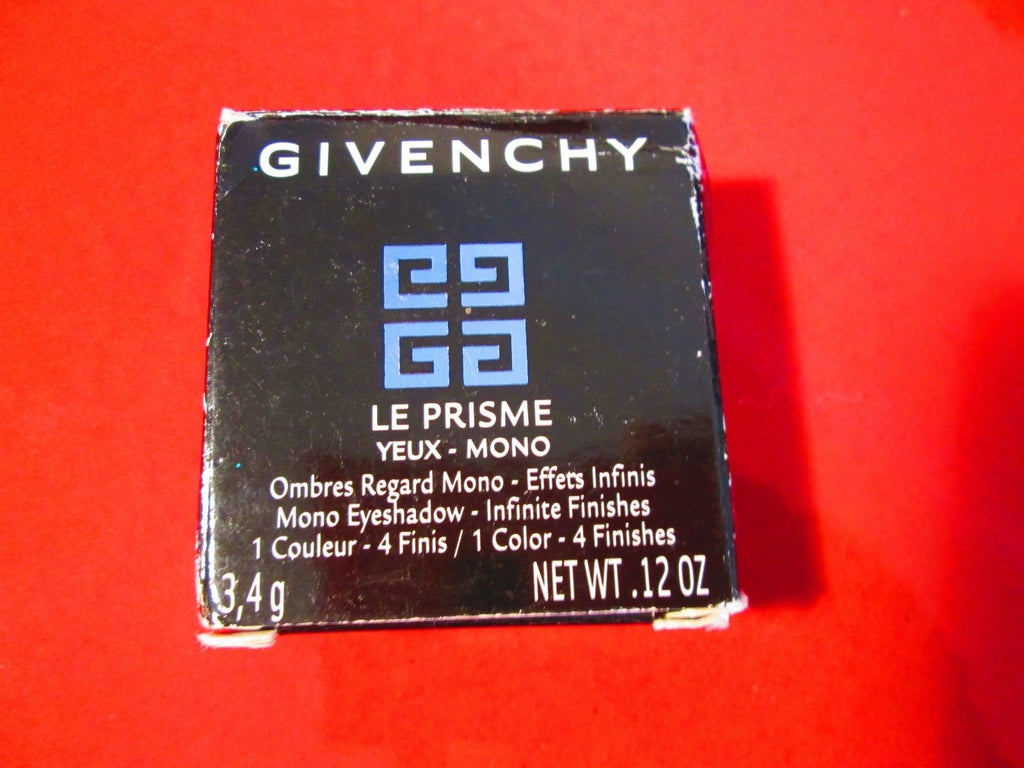 Givenchy - Le Prisme Mono Eye Shadow #16 Designer White ~ Box Damaged - I Have Cosmetics