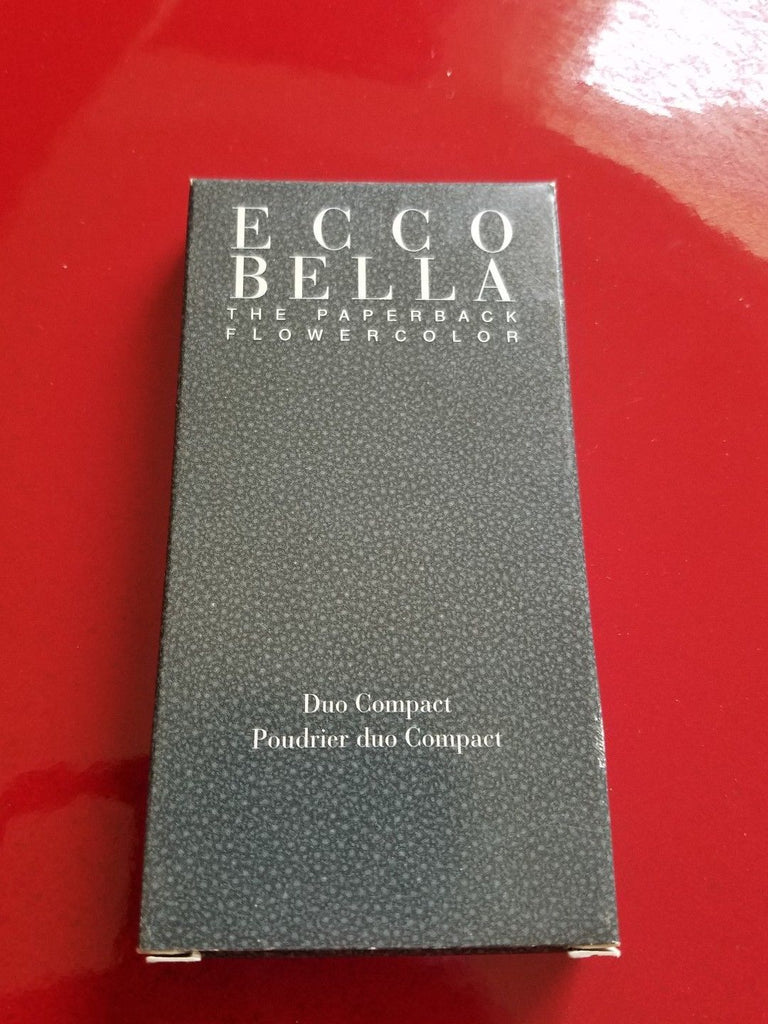 Ecco Bella Duo Eye Shadow Blush Compact - Brand New in Box - I Have Cosmetics