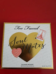 TOO FACED Soul Mates Blushing Bronzer - CARRIE & BIG - Brand New in Box - I Have Cosmetics
