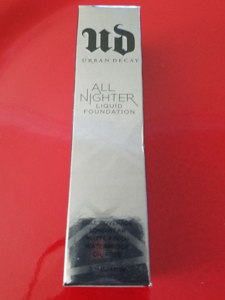Urban Decay All Nighter Liquid Foundation - Waterproof & Oil Free ❤️ 100% Auth. - I Have Cosmetics