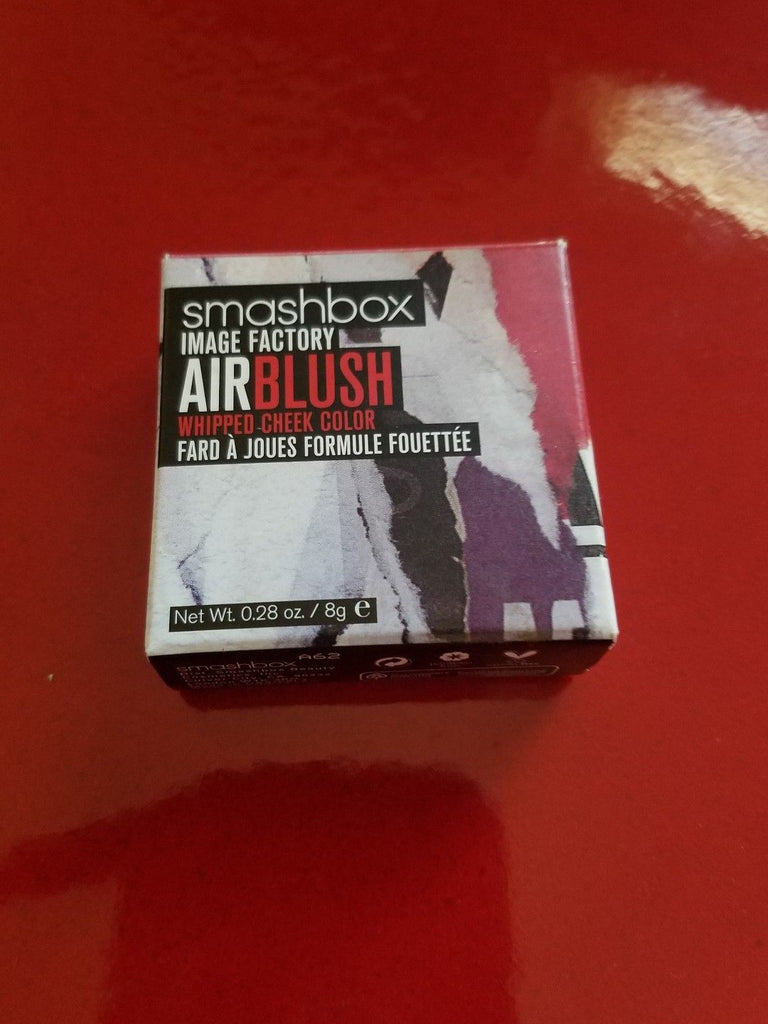 SMASHBOX IMAGE FACTORY AIRBLUSH WHIPPED CHEEK COLOR - Dusty Rose - Authentic - I Have Cosmetics