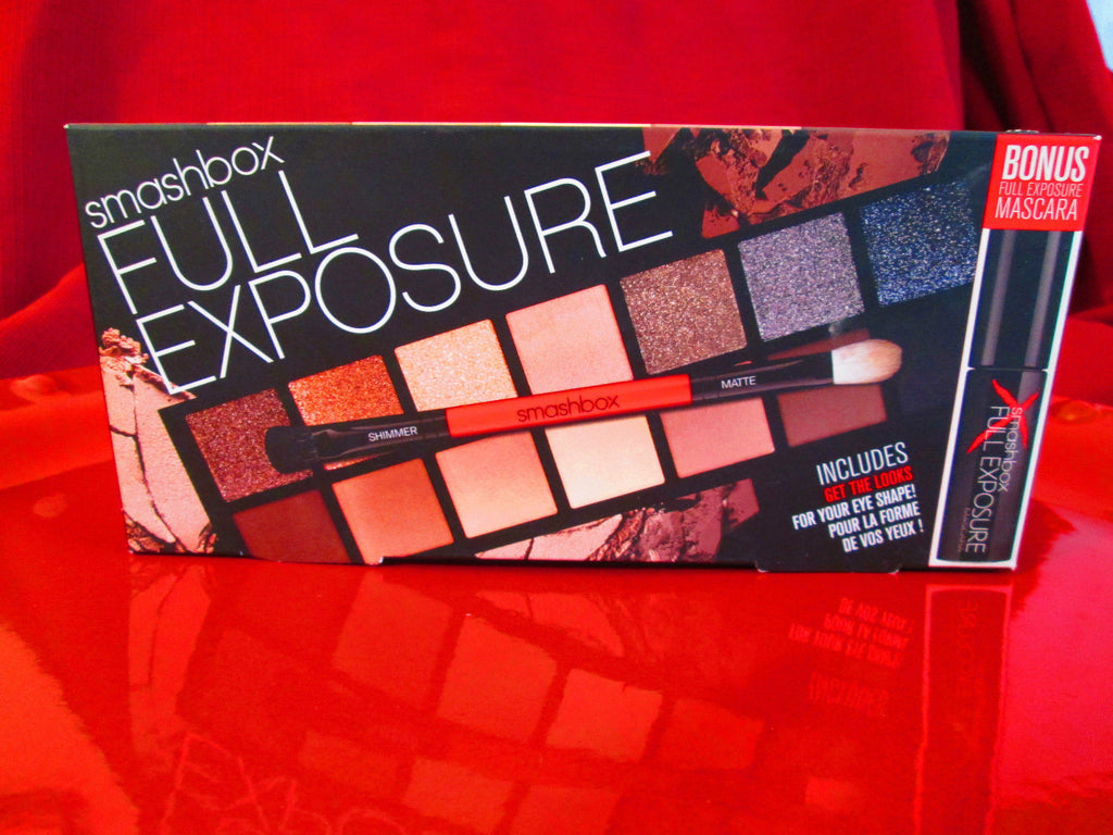 Smashbox Full Exposure Palette ~ Brand New in Box - I Have Cosmetics