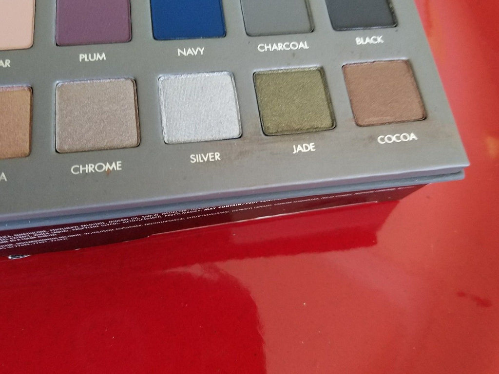 Lorac Pro 2 Eye Shadow Palette - PLEASE VIEW PHOTOS - Box in FAIR CONDITION - I Have Cosmetics
