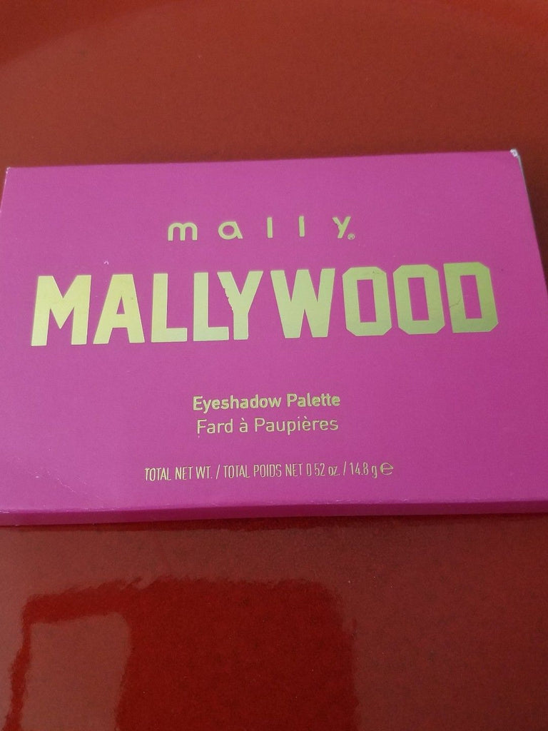 Mally Mallywood Eyeshadow Palette ❤️ 100% Authentic - Brand New in Box - I Have Cosmetics