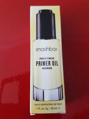 Smashbox Photo Finish Primer Oil Nourish ❤️ 100% Authentic - Brand New in Box - I Have Cosmetics