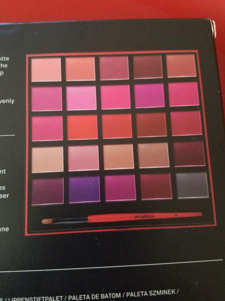 Smashbox Be Lengendary Matte Lipstick Palette ❤️ 100% Authentic - NO BOX - I Have Cosmetics