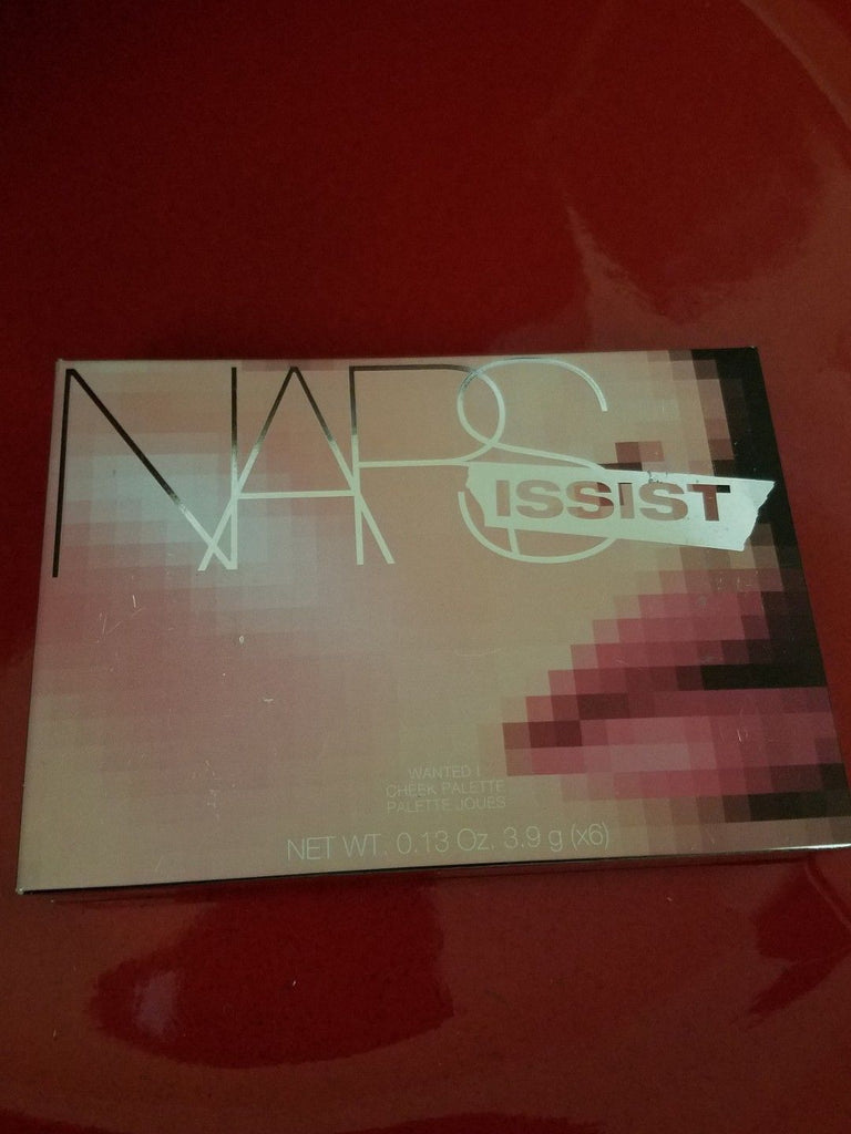NARS NARSissist Cheek Palette ❤️ WANTED I ❤️ 100% Authentic - Brand New in Box - I Have Cosmetics