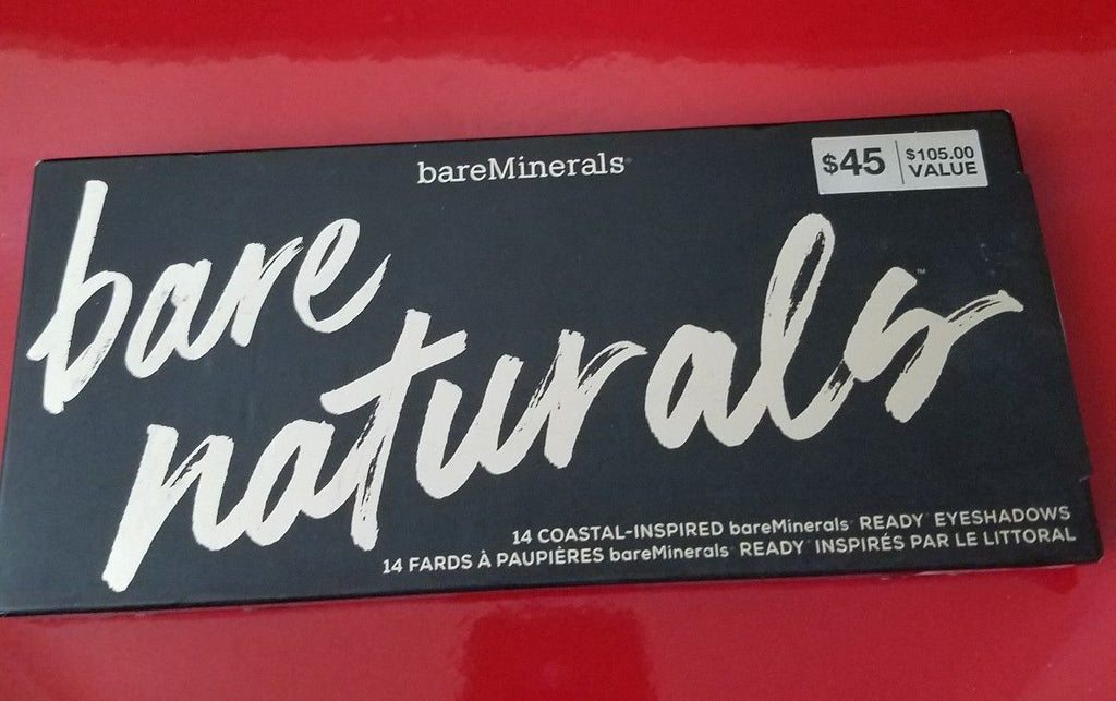bareMinerals bare Naturals READY Eyeshadow  ❤️ 100% Authentic - I Have Cosmetics