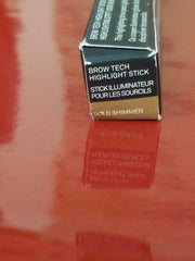 Smashbox Brow Tech Highlight Stick - Gold Shimmer - New in Box - Authentic - I Have Cosmetics