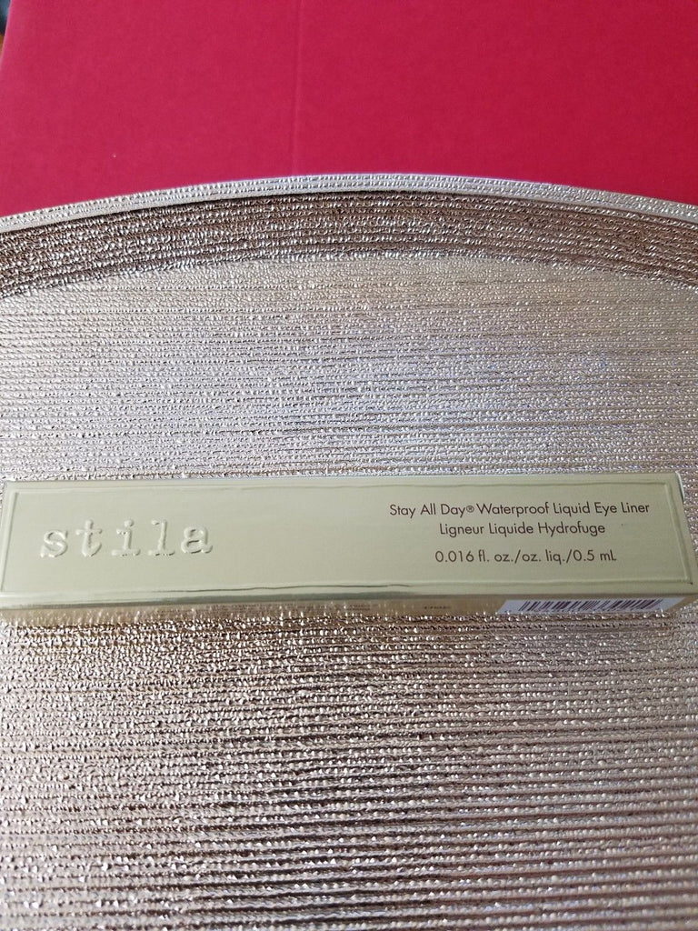 Stila Stay All Day Waterproof Liquid Eyeliner ❤️ 100% Authentic - I Have Cosmetics