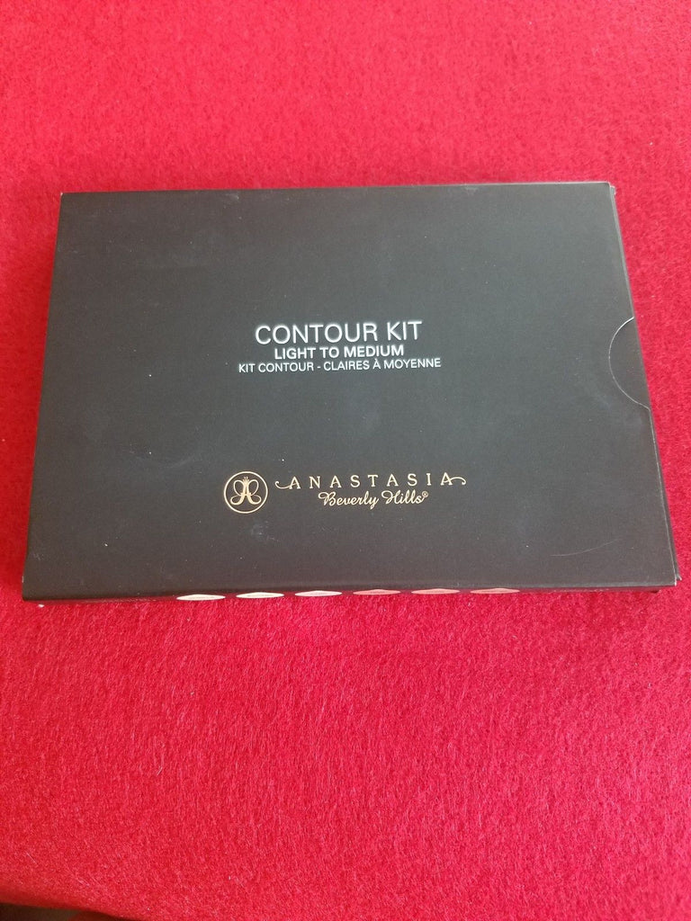Anastasia Beverly Hills Contour Kit ❤️ Light To Medium ❤️ 100% Authentic - I Have Cosmetics