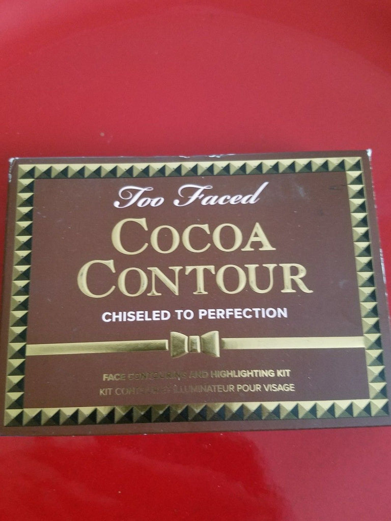 Too Faced Cocoa Contour - Brand New in Box - Authentic - I Have Cosmetics