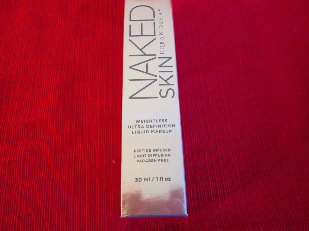 Urban Decay Naked Skin Weightless Ultra Definition Liquid Makeup Foundation - I Have Cosmetics