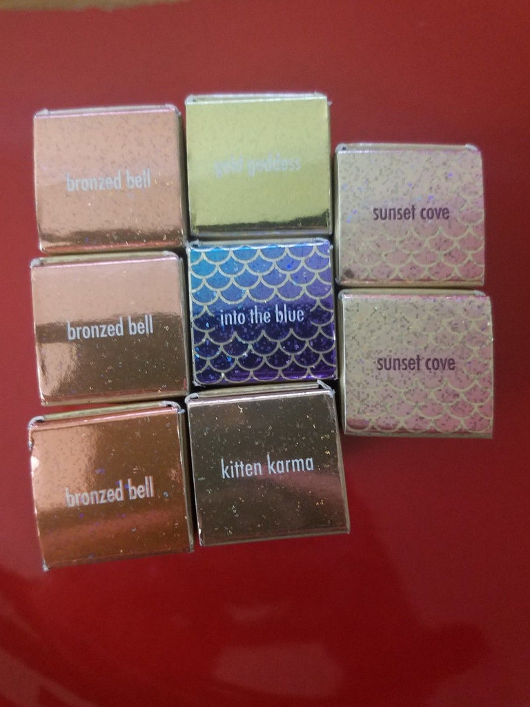 STILA Glitter & Glow Liquid Eye Shadow ❤️ Pick Your Shade ❤️ 100% Authentic - I Have Cosmetics