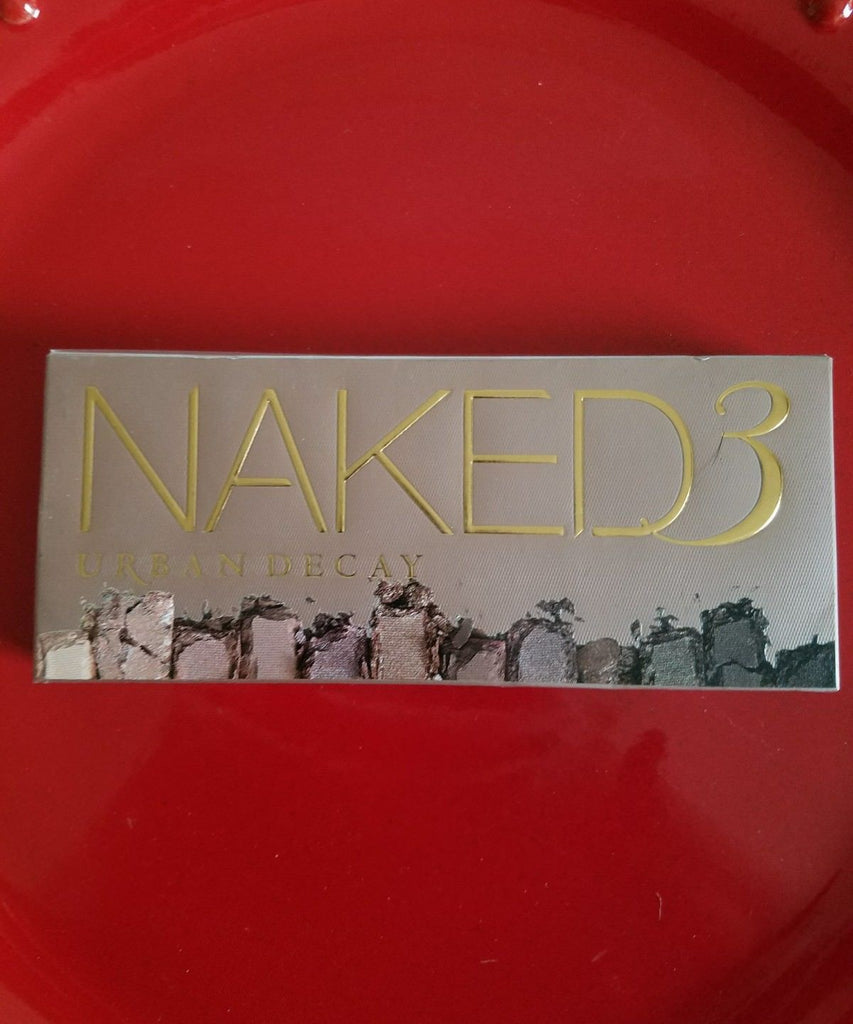 Urban Decay Naked 3 Eyeshadow Palette ❤️ New in Box ❤️ 100% Authentic - I Have Cosmetics