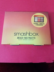 Smashbox Ablaze Face Palette - Blush - Bronze - Highlight ❤️ 100% Authentic - I Have Cosmetics