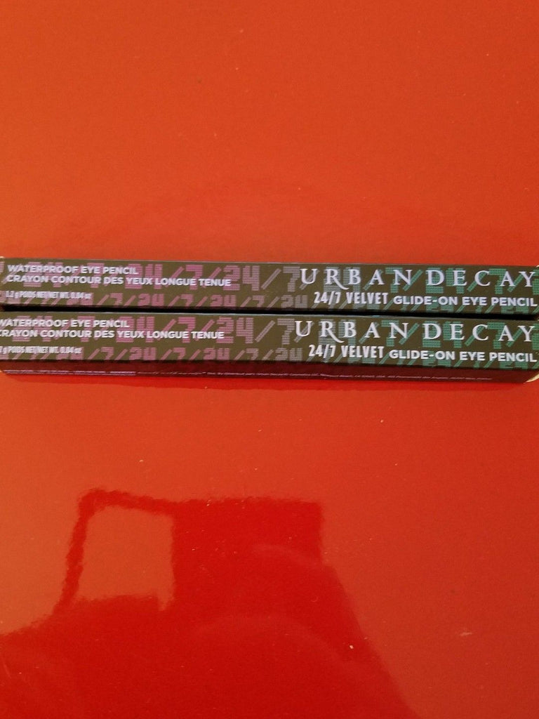 Urban Decay 24/7 VELVET Glide-On Eye Pencil - Brand New in Box - I Have Cosmetics