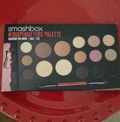 Smashbox Shapematters Palette Contour for Brow Face Eye ❤️ 100% Authentic - I Have Cosmetics