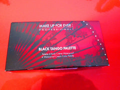 Make Up For Ever Black Tango Palette ~ New in Box ~ Free Shipping - I Have Cosmetics