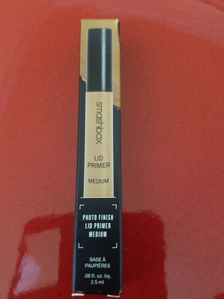 Smashbox Lid Primer - Medium - Brand New in Box - Authentic - I Have Cosmetics