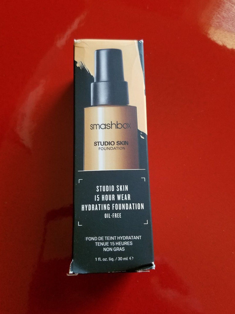 Smashbox Studio Skin 15 Hour Wear Foundation - Authentic - See Description - I Have Cosmetics