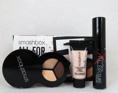 Smashbox All For Eyes - Try Me Size ❤️ CHOCOLATE BROWN SMOKEY EYE - I Have Cosmetics
