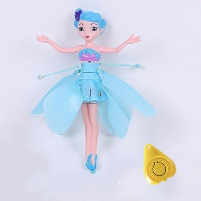 Flying Fairy Magical Princess Cute Dolls