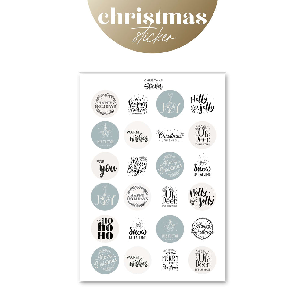 Christmas Sticker - Holidays