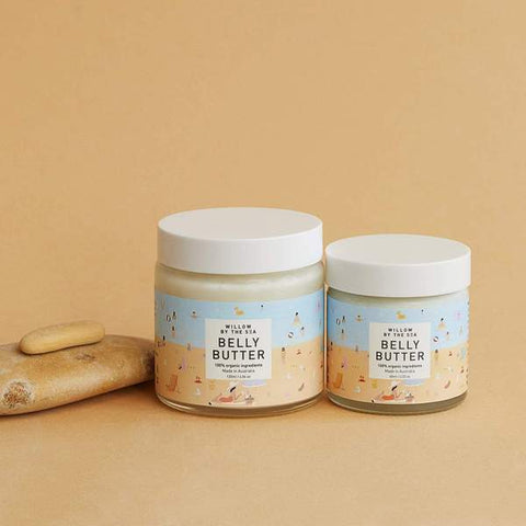Willow By The Sea Belly Butter For Mum