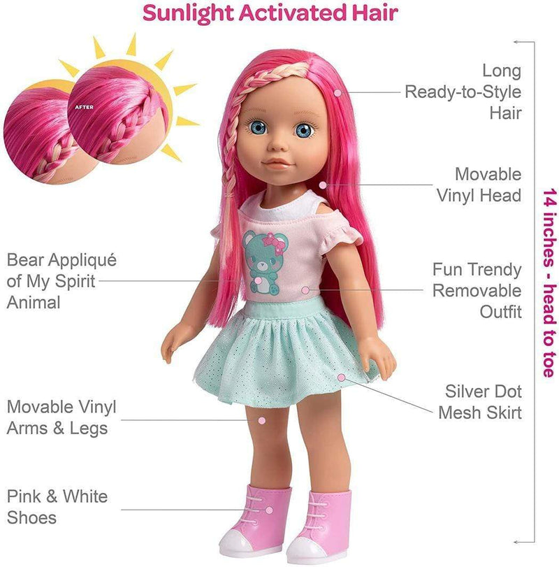 Adora Be Bright Doll - Honey - Parnell Baby Boutique