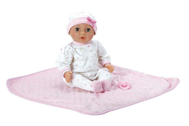 Adoption Baby Hope 40.6cm - Parnell Baby Boutique