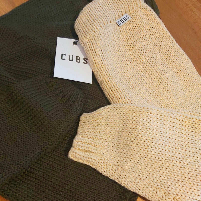 Atilla Cubs Cotton Knit Pant