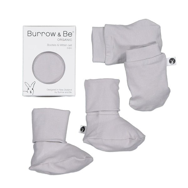 Essential Booties & Mittens Set - Parnell Baby Boutique