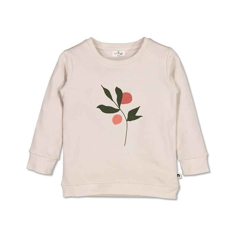 Burrow & Be Girls Top Sweater - Earth Child
