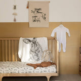 Mr Hopkins Muslin Blanket - Parnell Baby Boutique