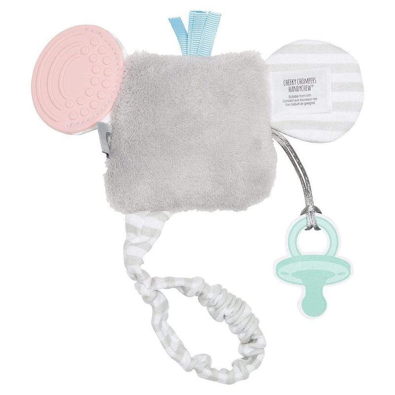 Cheeky Chompers Baby Accessory Handychew Elephant