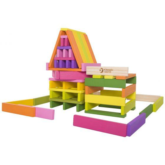 100PC Building Planks - Parnell Baby Boutique