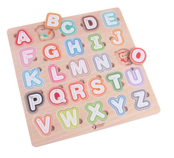 Wooden Puzzles - Parnell Baby Boutique