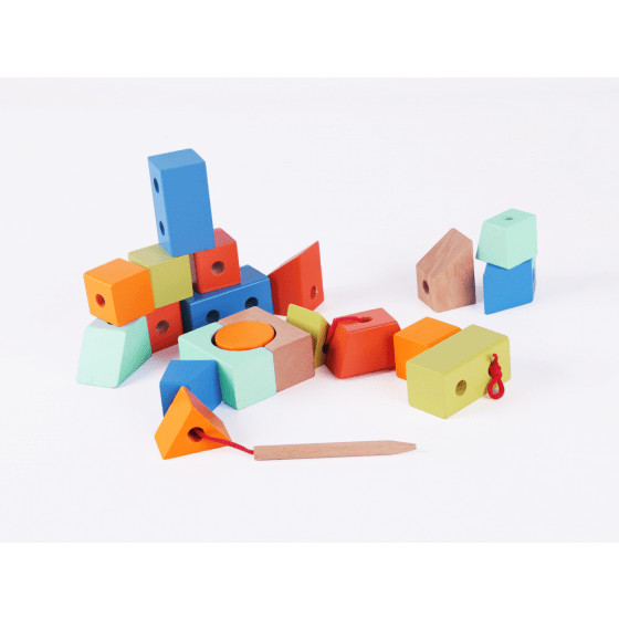 Blocks Beads - Parnell Baby Boutique