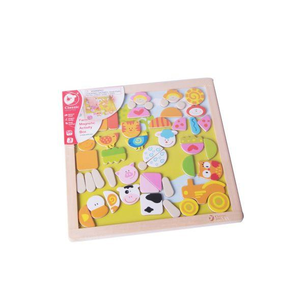 Farm Magnetic Activity Box - Parnell Baby Boutique