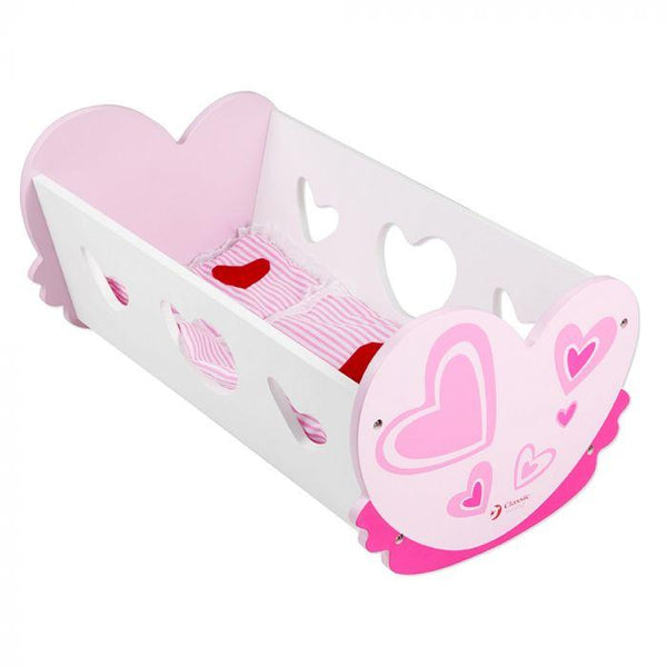 Dolls Bed - Parnell Baby Boutique